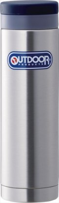 アウトドア ステンレスマグボトル300mL シルバー 314-213