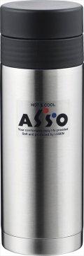 真空ステンレス携帯マグカップ(350mL)アッソ AO-1
