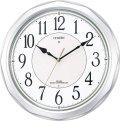 シチズン電波掛時計「ネムリーナサニー」4MY642-019 1個より名入れできます。