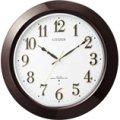 シチズン電波掛時計「ネムリーナマロード」8MYA18-006 1個より名入れできます。