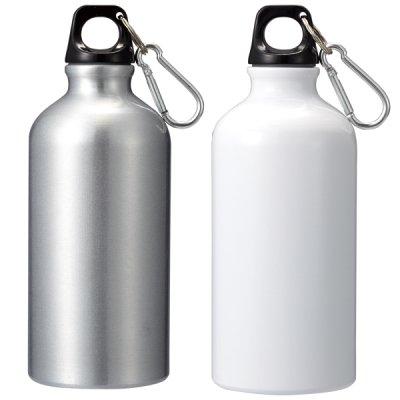 アルミニウムマイボトル500ml(カラビナ付)