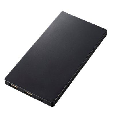 モバイルチャージャー6000 フラット