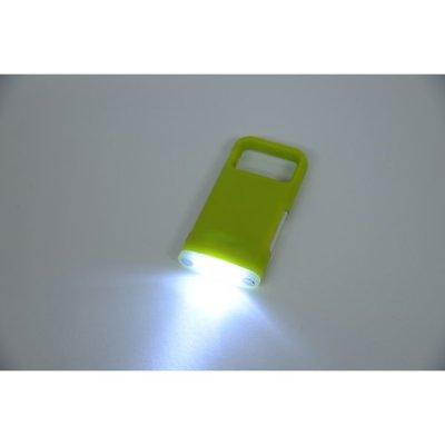 カラビナ付COB&LEDライト