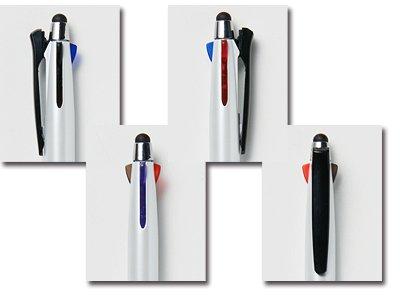 画像2: シャープペン付多機能タッチペン