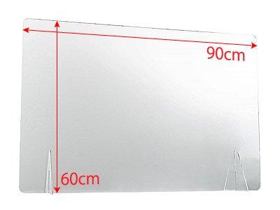 飛沫対策パーテーション90×60cm