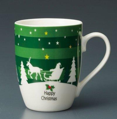 クリスマス・ビッグマグカップ